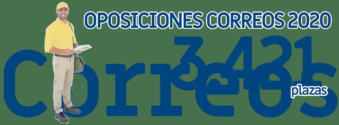 3421 plazas de Correos para 2020